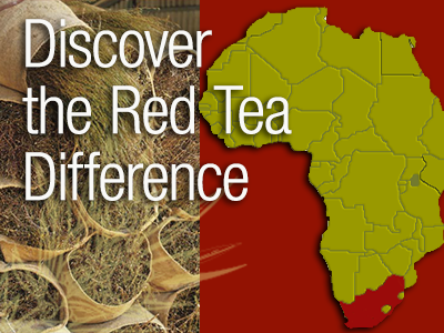 Discover the Red Tea Difference